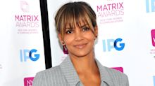 Halle Berry lets the dogs out in new 'John Wick 3' photo
