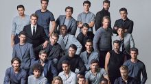 31 Male Models, 1 Iconic Photo: The Making of a September Cover