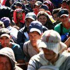Trump threatens to cut Central America aid over migrant caravan