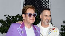 Elton John reveals husband David Furnish has battled alcoholism