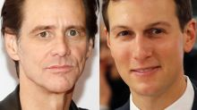 Jim Carrey Appears To Shred Jared Kushner In Biting New Portrait