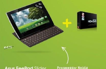 ASUS Eee Pad Slider priced in Portuguese catalog, manhandled on camera (video)