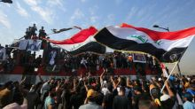 """En Irak, les manifestants veulent relancer la """"révolution d'octobre"""""""