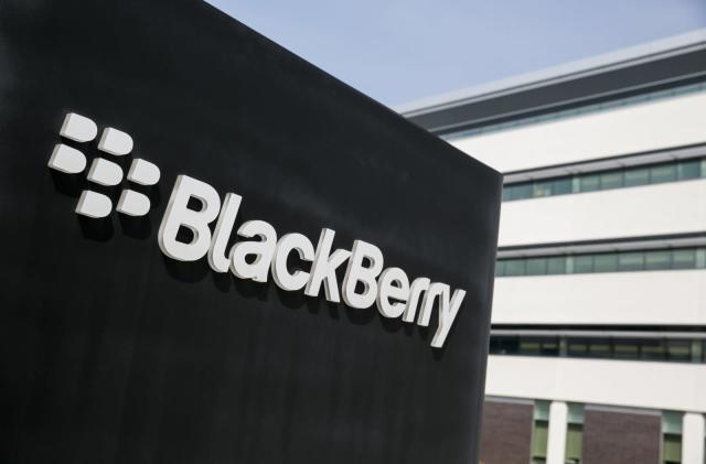 Facebook sues BlackBerry over voice messaging patent infringement