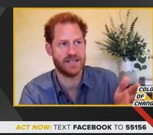 Prince Harry: It's my job to help tackle online hate and structural racism