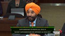Conservative MP accuses government of mismanaging Statistics Canada