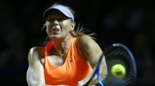 Sharapova marks comeback from ban with win over Vinci