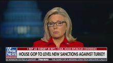 Liz Cheney Blames Turkey's Invasion of Syria on Democrats' Impeachment Inquiry