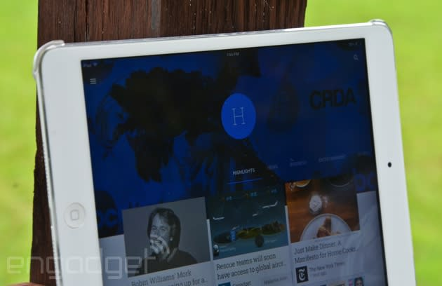 Google Currents finally becomes Newsstand on iOS