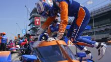 Alonso first driver to crash in Indianapolis 500 practice