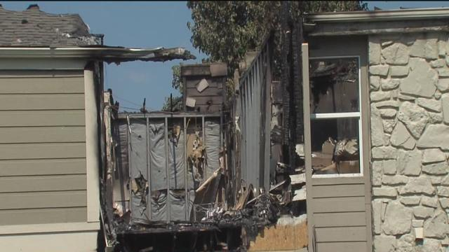 Early morning south Tulsa apartment fire caused by lit cigarette, fire investigators say