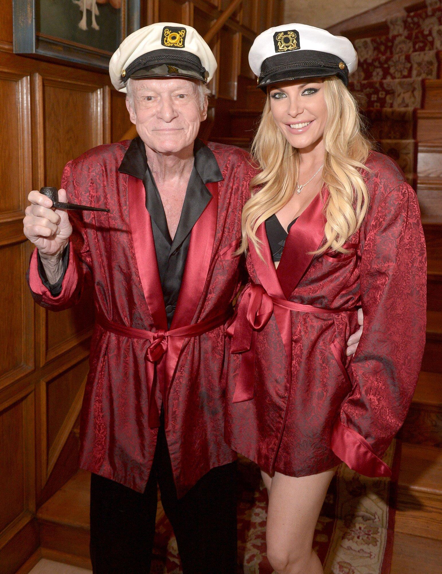Crystal Hefner Remembers Late Husband And Legend Hugh Hefner On 3rd Anniversary Of His Death