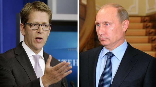 White House counters provocative Putin op-ed