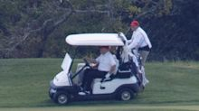 Secret Service Signs For $180,000 More In Golf Cart Rentals For Trump Outings