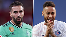 Real Madrid's Carvajal names Neymar as his toughest opponent and reveals Zidane's 'greatest virtue'