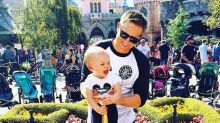 Thank The Heavens: There's A'Hot Dads At Disney'Instagram