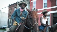 'Stranger Things' Star Caleb McLaughlin Talks Music and Standing on Horses Ahead of 'Concrete Cowboy' Premiere