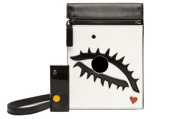 Log your fabulous life with this $663 designer handbag