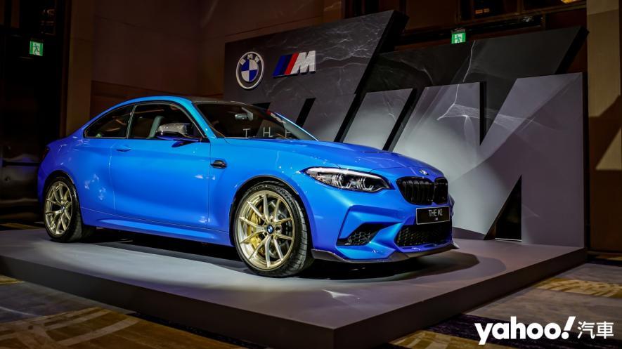 注意!紳裝暴徒來襲!2021 BMW M5、M550i與M2 CS登場! - 15
