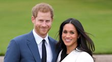 Celebrities react to news of Meghan and Harry's 'progressive new role' in royal family