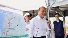 政大民調台灣人認同感達67% 蘇貞昌:我們同舟一命