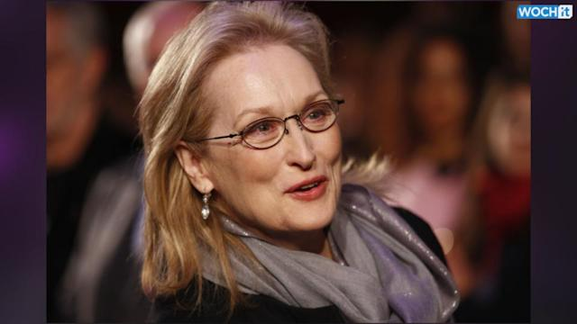 Meryl Streep To Play Maria Callas In HBO Movie