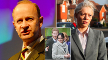 Ukip leader dumps girlfriend over racist comments about Meghan Markle - but refuses to resign