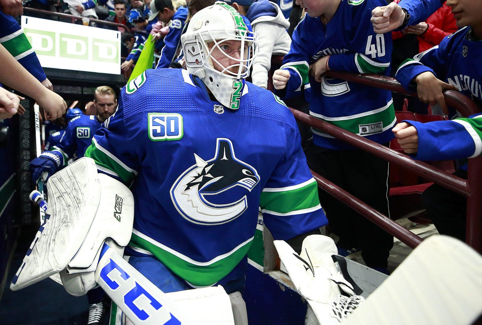How Much Is Jacob Markstrom Going To Cost The Canucks