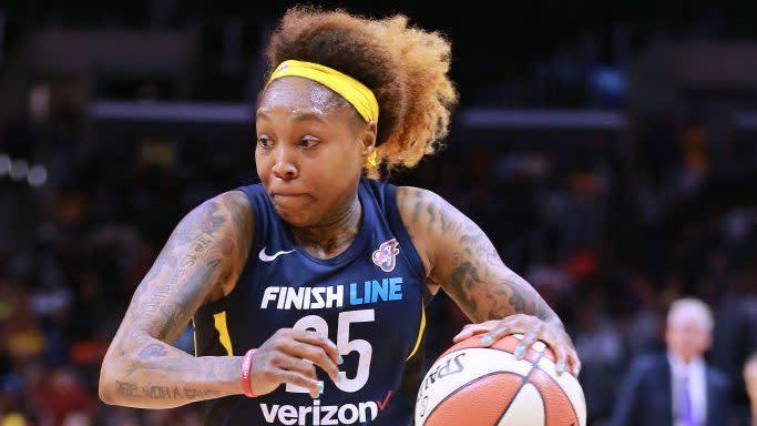 Eski WNBA yıldızı Cappie Pondexter, Los Angeles'ta tutuklanmıştı.