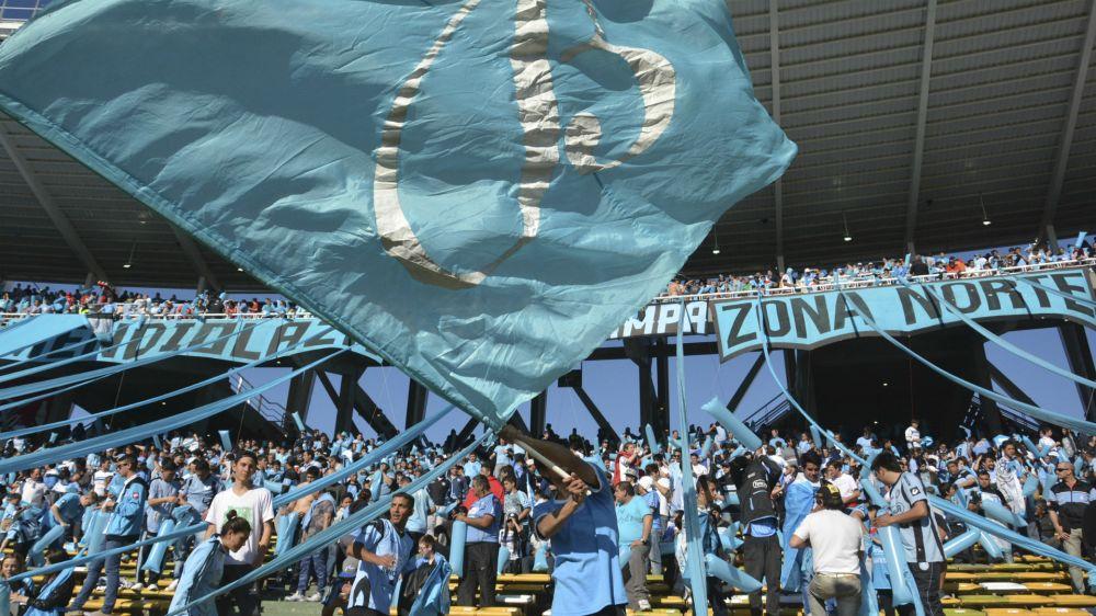 Belgrano pide #JusticiaPorEmanuelBalbo