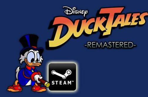 DuckTales Remastered coming to PC via Steam, other services