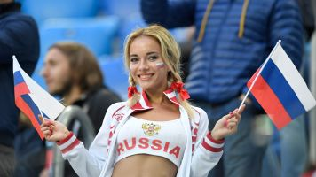 Face of Russia's World Cup is actually a porn star