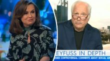 Actor slams Lisa Wilkinson for interview 'ambush'