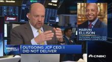 Cramer: The challenge at JC Penney is much larger than pe...