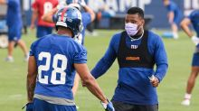 Giants Training Camp Practice Report Day 3 Takeaways and Observations
