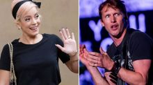 Lily Allen walked in on James Blunt shamelessly having sex