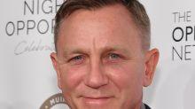 Daniel Craig's Latest Suit Would Make Bond Proud