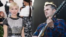 Surprise! Michelle Williams secretly marries Phil Elverum, a musician nobody knew she was dating