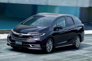 介於 HR-V 與 CR-V 之間,日媒爆料 Honda 將推旅行跨界新車!