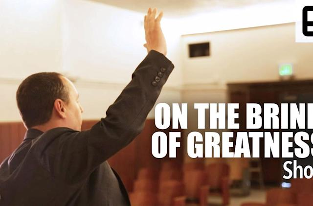 On the Brink of Greatness short: Standup