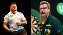 'He's a disgrace': Darts star slammed for bad sportsmanship