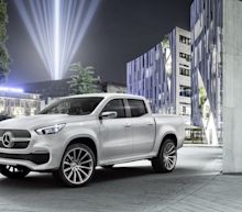 Mercedes-Benz Could Build, Sell X-Class Pickup Truck in America