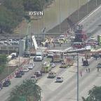 Fatalities reported after pedestrian bridge collapses at Florida university