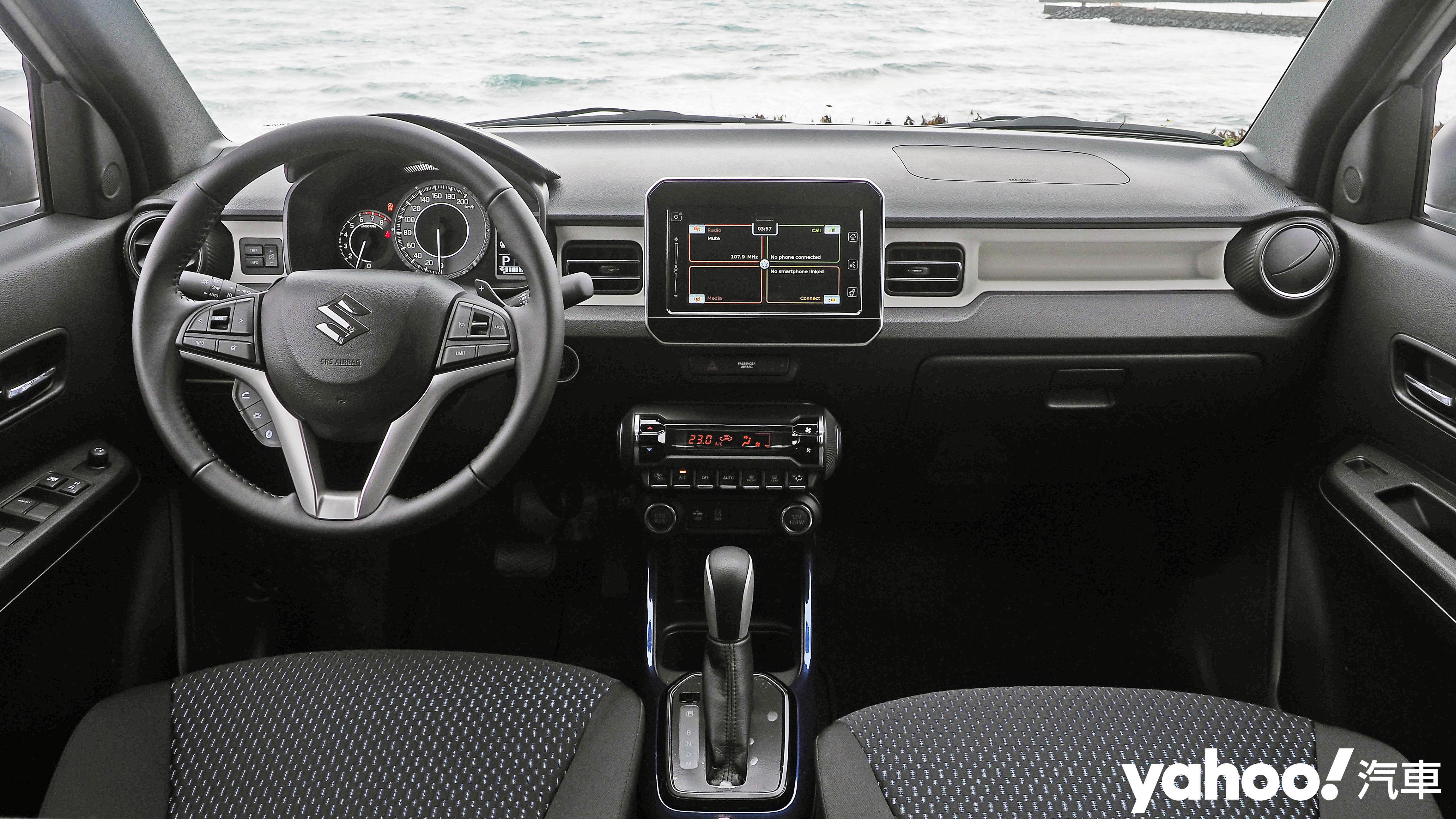 是逆灌水還是偷藏彩蛋!?2021 Suzuki Ignis Hybrid海灣試駕!