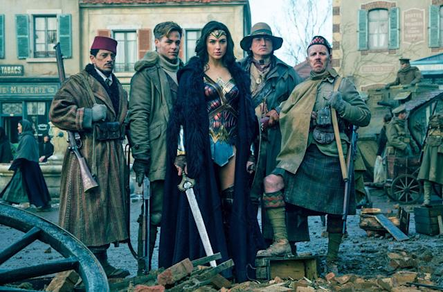 Recommended Reading: 'Wonder Woman' is a timely superhero movie