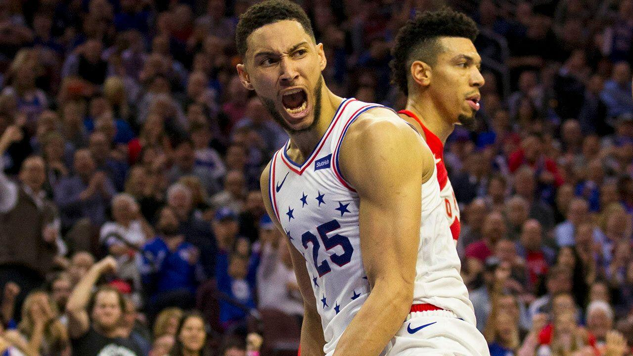 'Shame on us': Sixers coach hits out after virtuoso Simmons display