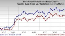 Republic Services Hits 52-week High on Solid Q2 Results