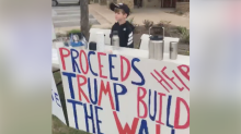 7-year-old boy allegedly called 'little Hitler' for raising money to go toward Trump's border wall