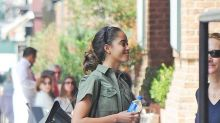 Malia Obama's Work Uniform Includes a $425 Alexander Wang Dress