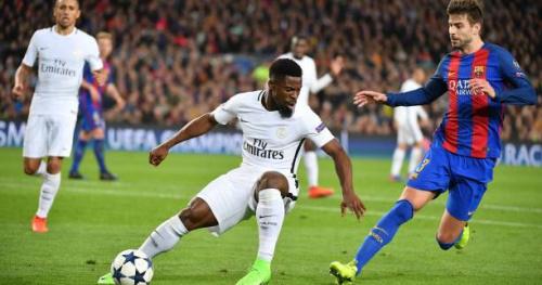 Foot - Transfert - Le Barça pousse pour Serge Aurier